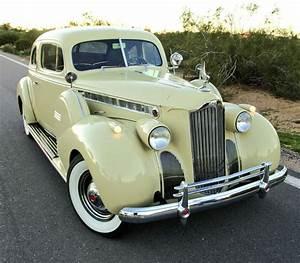 Proletarian Packard - 1940 Packard Super-8 One-Sixty ...