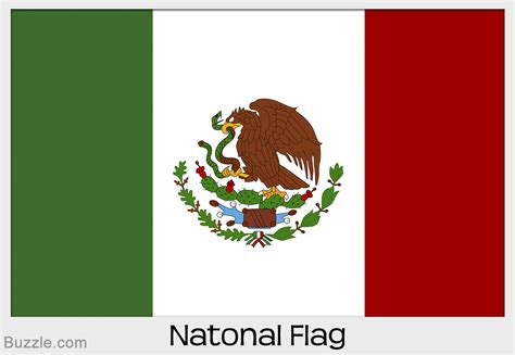 colors of the mexican flag mexico facts for that ll give them an insight into