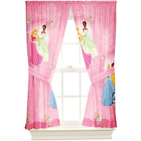 disney princess curtains disney princess damask window curtains drapes