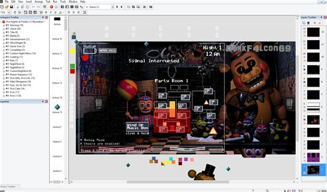 fnaf 2 recreation is nearly complete on jolt