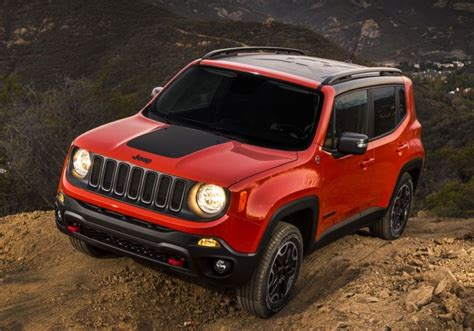 2018 Jeep Renegade Review, Release Date, Price, News, Interior