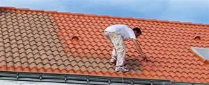 Peinture Pour Toiture : peinture sur toiture ~ Melissatoandfro.com Idées de Décoration