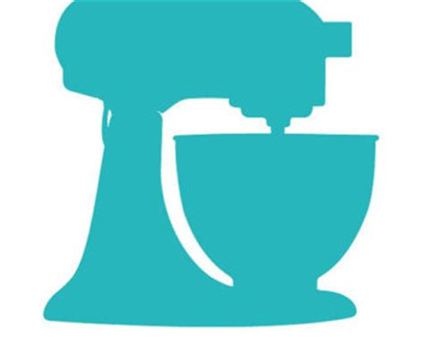Kitchenaid Mixer Vector by Kitchenaid Mixer Clipart Clipart Suggest