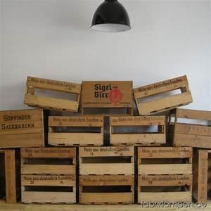 Weinkisten Aus Holz : di11 weinkisten bierkisten fabriklampen ~ Michelbontemps.com Haus und Dekorationen