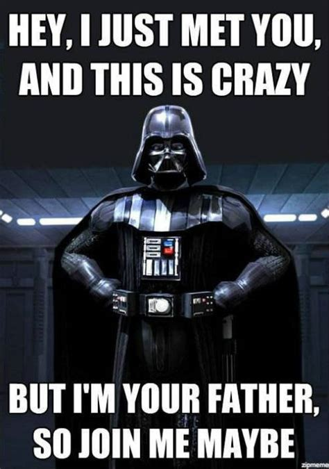 Meme Darth Vader - star wars may the best memes be with you