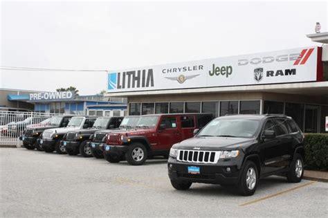 Lithia Chrysler Jeep Dodge Of Corpus Christi by Lithia Chrysler Jeep Dodge Ram Of Corpus Christi Corpus