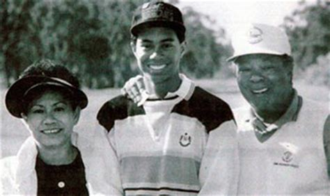 Tiger Woods Ethnicity, Nationality, Parents Race: Black Or ...