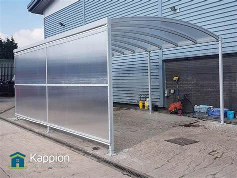 canopy car wash car valet bay installed bmw bodyshop wilmslow kappion