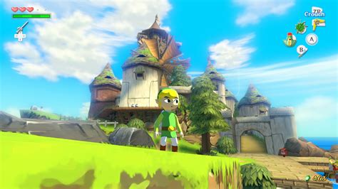 The Legend Of Zelda The Wind Waker Hd Review Rpg Site