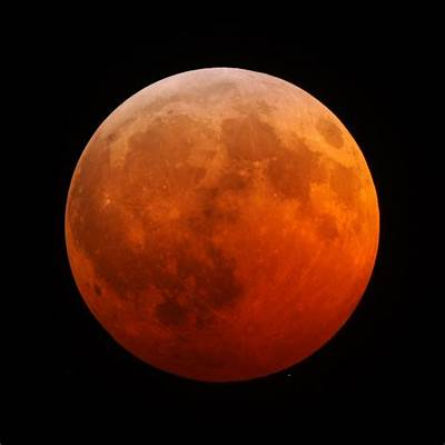 Jimmy Westlake: Total lunar eclipse due here Monday
