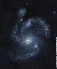 Hubble Telescope Spiral Galaxy