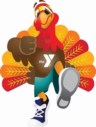 Turkey Trot 5k Ymca Workout Race November