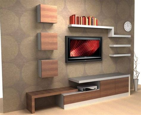 Modern Tv Wall Unit Designs. Fabulous Room Decorating
