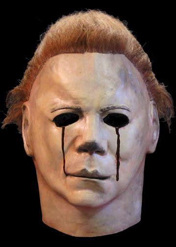 halloween ii blood tears mask michael myersnet