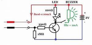 Multivibrator  U202a  U200ebuzzer U202c Circuit Is An Audio Signalling