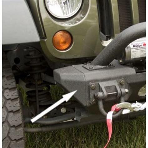 Rugged Ridge Aluminum Bumper by Rugged Ridge Jeep Jk Xhd Aluminum Front Bumper Stubby Ends