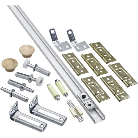 Shop National Hardware 1piece Bifold Closet Door Hardware