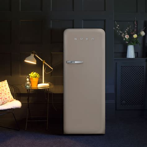 iconic smeg fridge   makeover   striking
