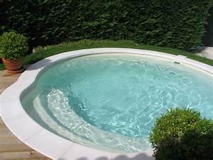 Piscine Enterrée Coque : piscine coque polyester mod le nacre alliances piscines ~ Melissatoandfro.com Idées de Décoration
