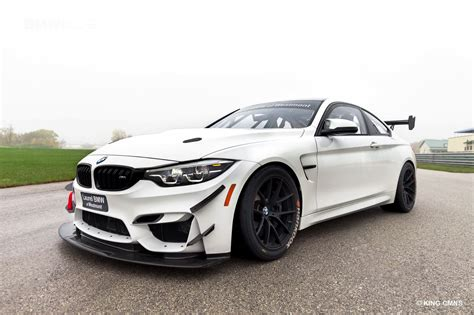with the bmw m4 gt4
