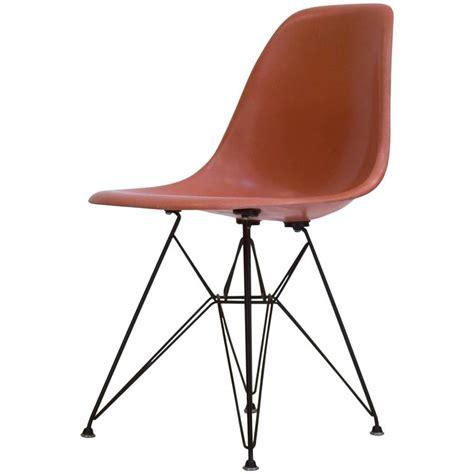 eames chair original eames shell chair on original eiffel base 1950s for sale
