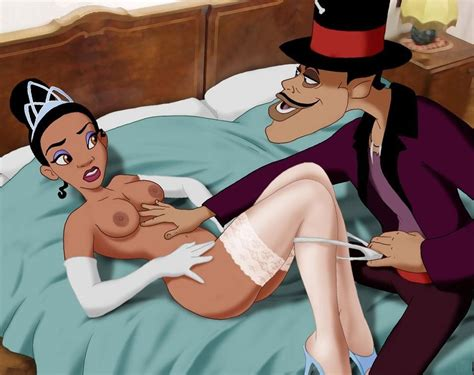 Disney Sex With Princess Tiana Getting Nailed By Dr