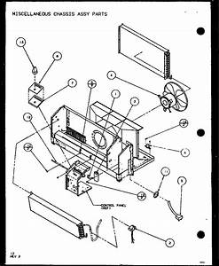 Miscellaneous Chassis Assy Parts Diagram  U0026 Parts List For