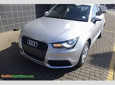 2015 Audi A1 LX used car for sale in South Africa