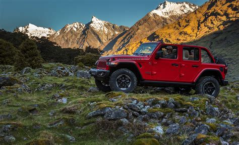 2018 Jeep Wrangler Jl Finally Unveiled All The Details