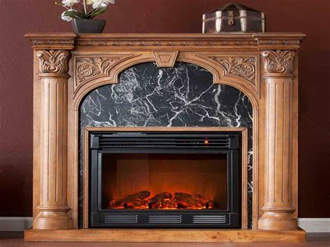 Vintage Wood And Marble Fireplace Mantels Tedx Designs