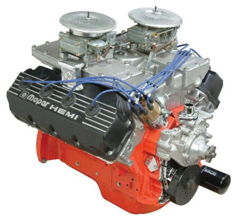 Cheap High Horsepower Engines by Mighty Mopars Examining 8 Great Crate Engines For Vintage