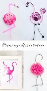 Bastelideen Mit Kindern : flamingos basteln bastelarbeiten kind und basteln ~ Frokenaadalensverden.com Haus und Dekorationen