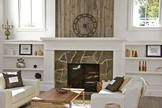 salvaged kitchen cabinets for contemporary farmhouse 7858