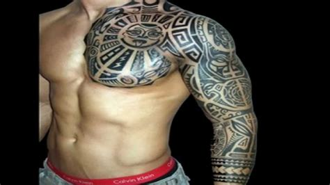 simple tribal tattoos design   meanings  men  women youtube