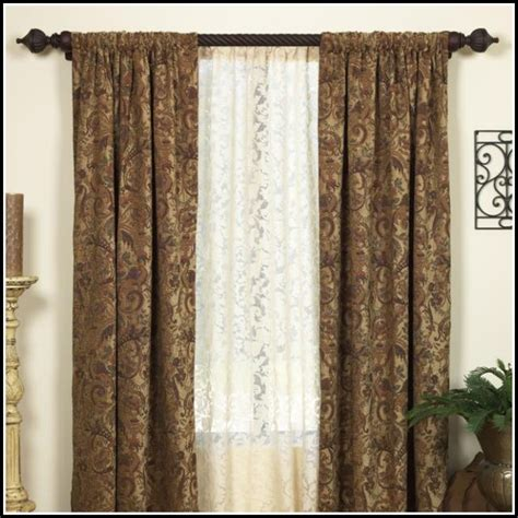 tension rods for curtains tension curtain rods 144 inches curtains home design