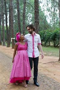 An Enchanting Sotho Traditional Wedding - South African