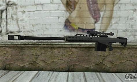 Gta V Heavy Sniper For Gta San Andreas