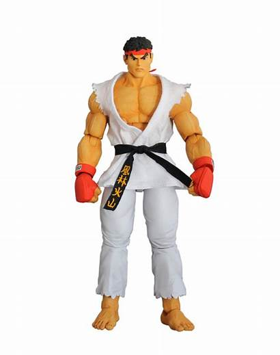 Toys Fighter Street Streetfighter Ryu Figures Toy