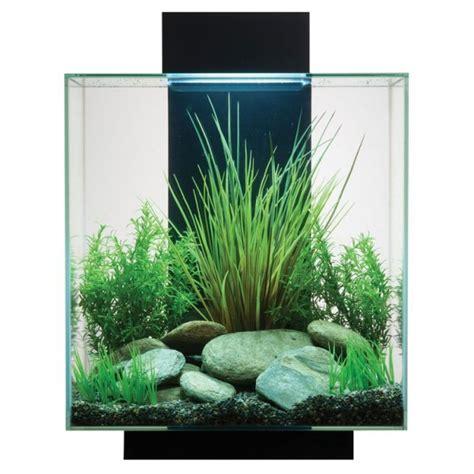 Fluval Edge 20 46l Aquarium In Gloss Black
