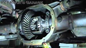 How To Change Ford 7 5  U0026 8 8 Differential Fluid