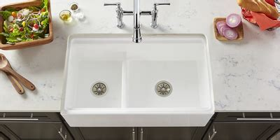 kitchen sink photos elkay fireclay kitchen sinks in white farmhouse 2817