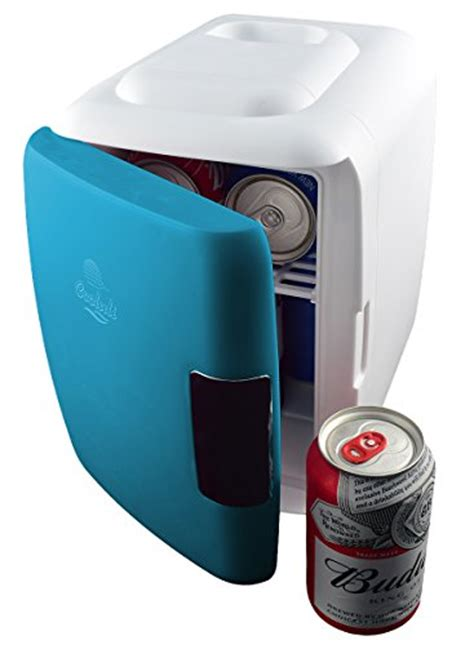 cooluli mini fridge electric cooler and warmer 4 liter 6 import it all