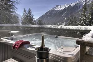 hotel chamonix luxe charme insolite restaurant spa With location chambre avec jacuzzi annecy