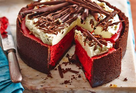 red velvet cheesecake recipe foodiful