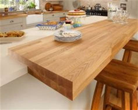 oak kitchen island with breakfast bar 1000 images about oak kitchen stools on solid 8968