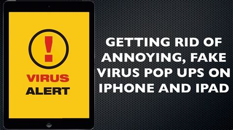 to get rid of ads on iphone how to get rid of popups on your iphone or How