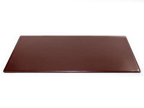 bureau cuir sous de bureau en cuir marron sm700