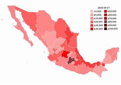Mexico Covid Cases Outbreak Coronavirus Pandemic Svg