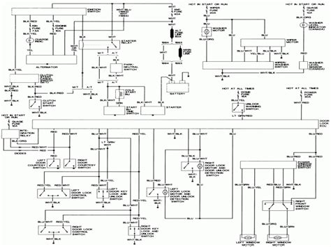Toyota Fuse Diagram Wiring Forums
