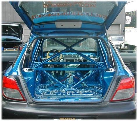 subiegal  subaru impreza specs  modification